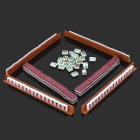 Portable Traveling Mahjong Games Set