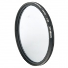 Emolux 62mm CPL Circular Polarizer Lens Filter - Black