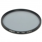 Emolux 77mm CPL Circular Polarized Lens Filter - Black