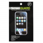 Protective ARM Screen Protector Guard Film for HTC ONE S / Z520E (5-Piece Pack)