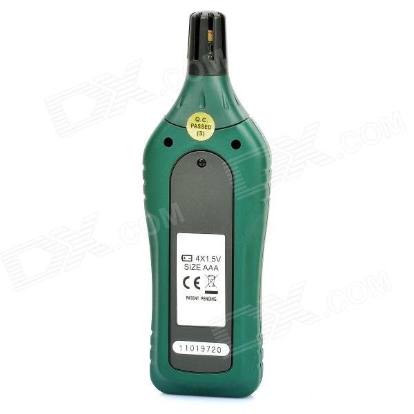 1.7 LCD Digital Temperature / Humidity Meter Tester - Green (4 x AAA) free shipping btho2 two channel humidity temperature and dew point data logger with usb interface and lcd display