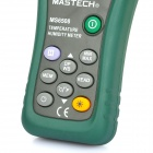 "1.7"" LCD Digital Temperature / Humidity Meter Tester - Green (4 x AAA)"