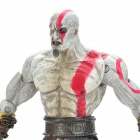 God of War 2 Doll Acción Toy figura PVC Display - Kratos Flaming con cuchillas