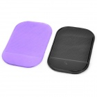 Magic Compact Anti-slip Mat Car Dashboard Pair - Black + Purple