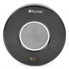 XUNER X02 Car Bluetooth 2.1+EDR Speakerphone w/ MP3 Player - Black (5V)