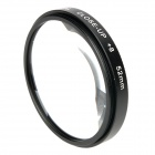 Emolux 52mm Close Up +8 Filter - Black