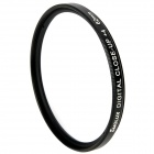 Emolux 62mm Close Up +4 Lens Filter - Black