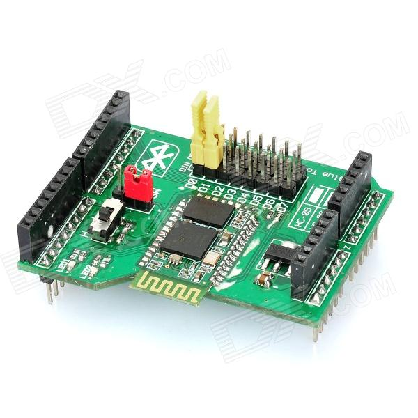 Bluetooth shield v expansion board for arduino works