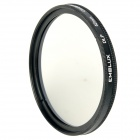 Emolux 52mm CPL Circular Polarizer Lens Filter - Black
