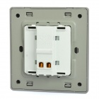 SMEONG One Gang Power Control Wall Switch - Silver