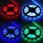 23W 150x5050 SMD RGB LED Flexible Light Strip w/ Remote Controller