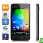 ChangJiang P5 Android 2.3 WCDMA Bar Phone w/ 4.0