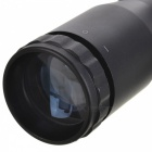Professional Red/Green Mil-Dot Reticle Rifle Scope (1 x CR1620)