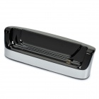 Portable Cell Phone Charger Dock Station for HTC G14 / G18 - Black