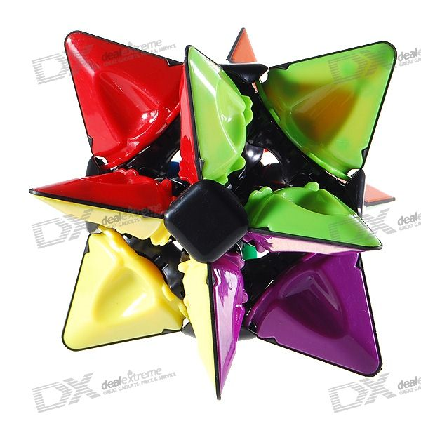 Buy Transforming 3D Triangle Brain Twister Pizzle