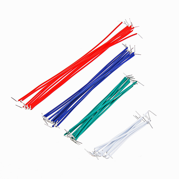Breadboard jumper wire cord kit for arduino pcs