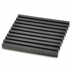 Double Row 80-Pin 2.0mm Pitch 90 Degree Pin Headers (10-Piece Pack)