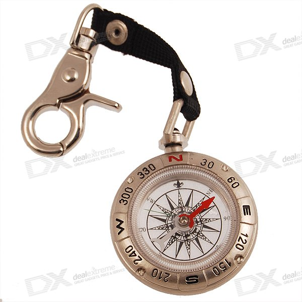 Buckle/Hiking Clip Compass