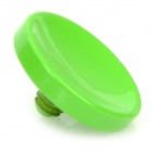 Cam-in Camera Shutter Button - Grass Green (Concave)