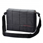 Genuine GOLLA 15,4-Zoll-Laptop Messenger Bag - Black