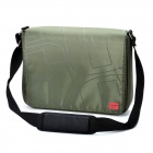 Genuine GOLLA 15,4-Zoll-Laptop Messenger Bag - Dark Green