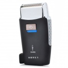 ShengFa RSCW-2032 Electric Rechargeable Single Blade Shaver Razor - Black