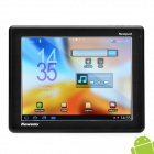 "Newsmy P9 8"" Capacitive Android 2.3 Tablet w/ WiFi / G-Sensor / Camera / TF - Black (1.2GHz / 8GB)"
