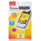 Hard Coated Screen Protector for Nokia N95 8GB Cell Phones