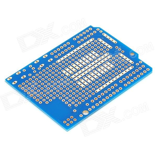 Prototyping shield pcb board for arduino free shipping
