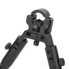 Retractable Tactical Bipod Rifle Stand