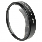 Emolux 62mm Close Up +8 Filter - Black