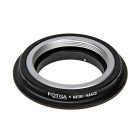 FOTGA Leica M39 Adapter Ring for Panasonic / Olympus - Black
