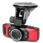 "1.5"" LCD 5.0MP Wide Angle DVR Camcorder w/ 4X Digital Zoom & GPS / HDMI / AV / TF Slot"
