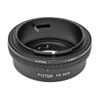 FOTGA Canon FD Lens to Sony NEX Adapter Ring - Black