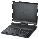 360 Degree Rotation Wireless Bluetooth V3.0 Keyboard Stand w/ USB Charging Cable for iPad 2 /3