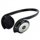 Bluejoy FM-900i Bluetooth V2.1 + EDR Sport MP3 Player Headset w / FM / TF - Schwarz