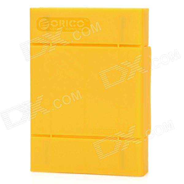ORICO 3.5 & 2.5 SATA / PATA Protective HDD Case - Yellow orico 3 5 protective sata pata hdd box case yellow