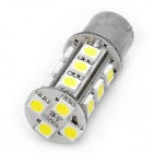 1156 BA15S 4W 330lm 6500K 19x5050 SMD LED White Light Car Backup Lamp (12~17V)