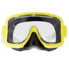 Large Nose-Eye Goggle for Snorkel Diving
