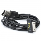 IMOS USB Dock Connector Cable for iPad / iPad 2 / New iPad / iPod Touch / iPod Nano (100cm)
