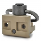 M7 Scout Light Mount for M600/M300 Flashlight - Coyote Tan