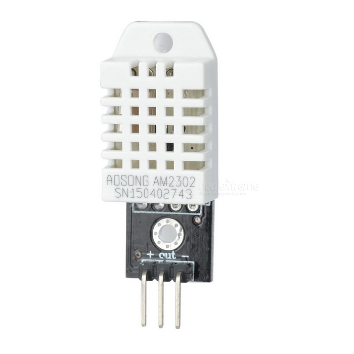 DHT22 2302 Digital Temperature Humidity Sensor for Arduino (Works with Official Arduino Boards)