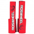 Roswheel Front Suspension Fork Protector - Red (Pair)