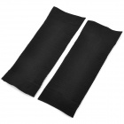 Women's Elastic Compression Arm-Slimming Cover Set - Black