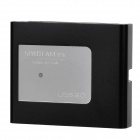 SY-660 USB 2.0 Multi-in-One Memory Card Reader - Black (Max. 32GB)