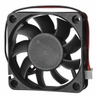 6015S DC 12V 0.3A Brushless Cooling Fan (6 x 6cm)