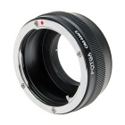 FOTGA Olympus OM Lens to Panasonic Micro 4/3 Adapter Ring - Black