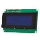 IIC / I2C Serial Blue Backlight LCD 2004 Module Display for Arduino