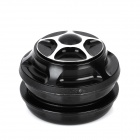 CNC Bike Bicycle Scattered Steel-Ball Headset - Black