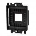 CPU Fan Bracket Base for AMD K8 939 Motherboard Retainer Socket - Black